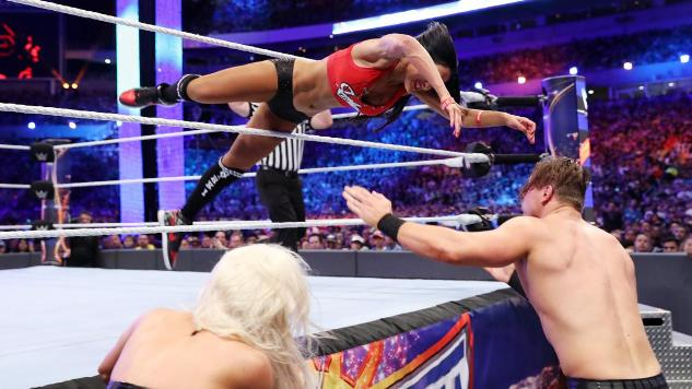 Why Is WWE So Afraid of Intergender Wrestling?