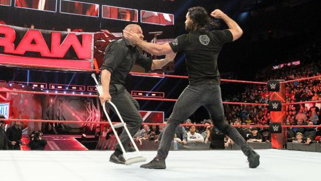 WWE Finally Portrayed Seth Rollins the Right Way Last Night—and then Immediately Undercut Him