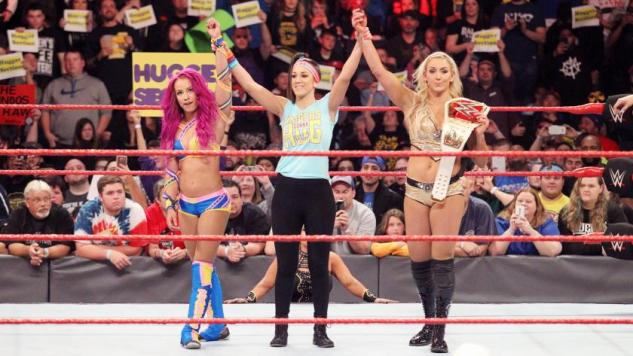 7 Things We Want to See from WWE's Women's Division in 2017