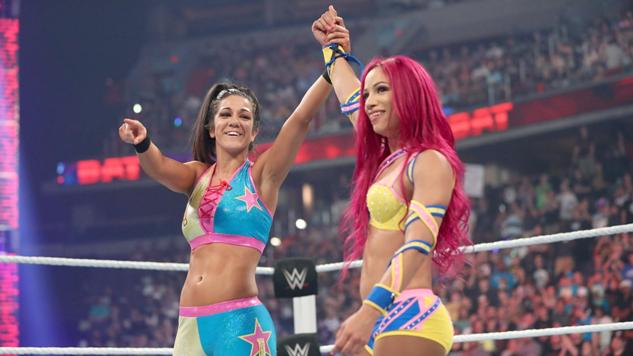 Bow Down to Your Queen: WWE's Template for the Modern Woman