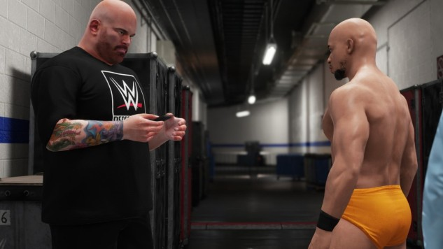 <i>WWE 2K18</i>'s My Career Mode Is as Incoherent as WWE Itself