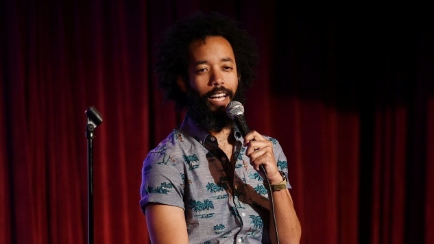 Wyatt Cenac: Permanent <i>Train</i>sition
