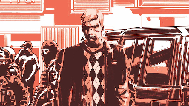 Dark Horse Announces New Detective Comic, <i>Wyrd</i>