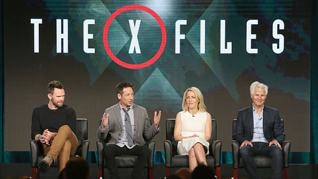 <i>The X-Files</i> Is Coming Back