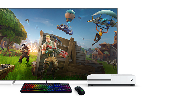 Xbox One Gets Mouse and Keyboard Support in New Update