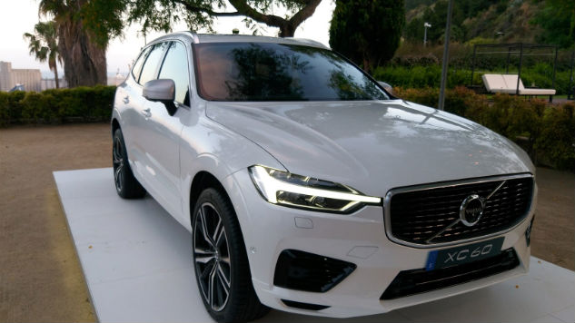 The 2018 Volvo XC60 Is Safe, Sumptuous and State-of-the-Art