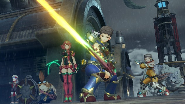 The Massive <i>Xenoblade Chronicles 2</i> Will Devour Dozens of Hours—But It's Worth It
