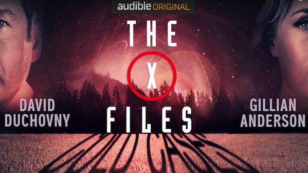 Audible to Release <i>X-Files: Cold Cases</i> Series, Voiced by Original Cast