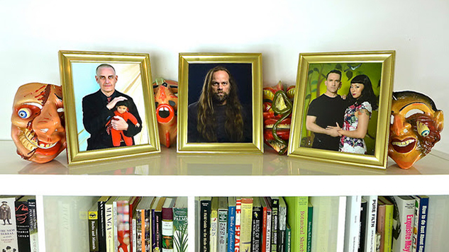 "Xiu Xiu Announce New Album <i>Girl with Basket of Fruit</i>, Share First Single ""Scisssssssors"""