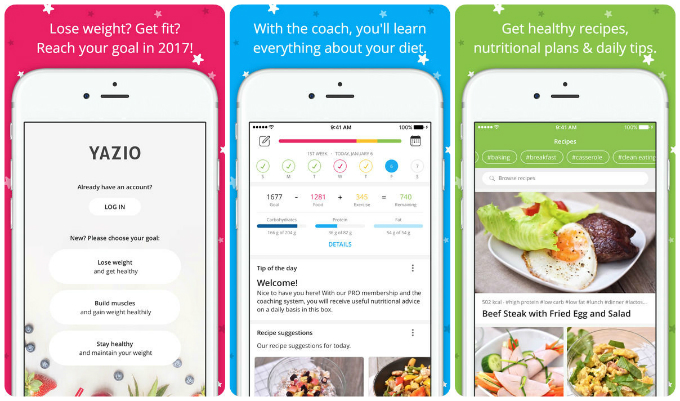 The 10 Best Apps to Help You Eat Healthy and Lose Weight - Paste