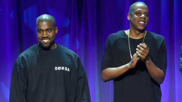 Kanye West Terminates Exclusivity Contract With Tidal
