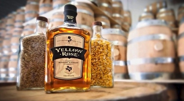 Cowboy Spirits: Three Whiskeys from Texas' Yellow Rose Distilling