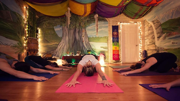 Strike a Pose: 5 of the Most Unique Yoga Classes in North America