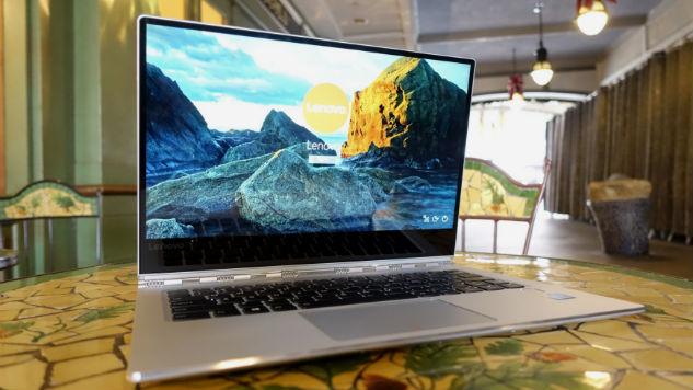 Lenovo Yoga 910: More Computer, Same Size :: Tech :: Laptops :: Paste