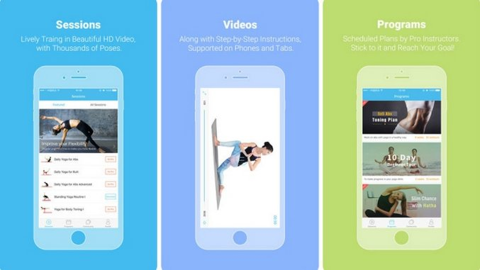 Find Your Center With These 10 Yoga Apps for iOS