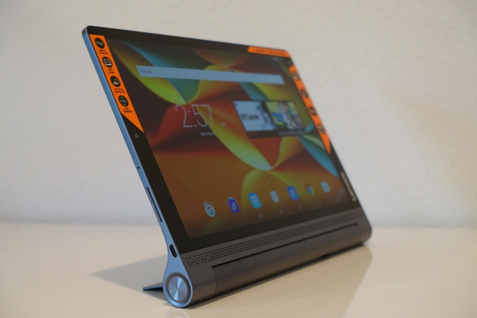Lenovo Yoga Tab 3 Pro: Magnifying Android :: Tech :: Android