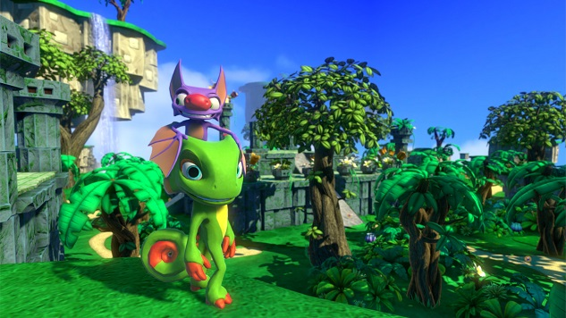 <i>Yooka-Laylee</i> Revives the Past, For Better and Worse