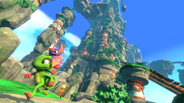 Britishisms and Bird Jokes: How <i>Yooka-Laylee</i> is Shaped by the Legacy of <i>Banjo Kazooie</i>