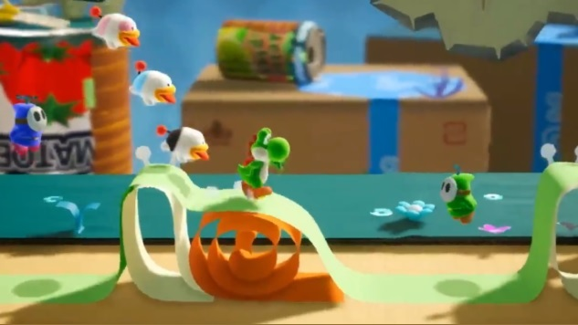 Why I Can't Wait For <i>Yoshi's Crafted World</i>