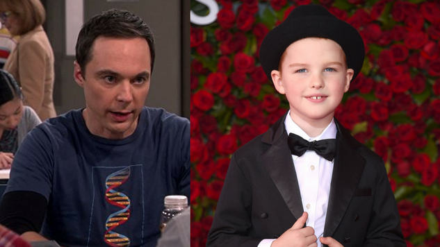 CBS Orders <i>Big Bang Theory</i> Spin-off <i>Young Sheldon</i>