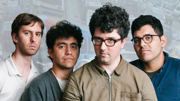 """Exclusive: Young Mammals Share New Noise-Pop Single """"Lost in Lima"""""""