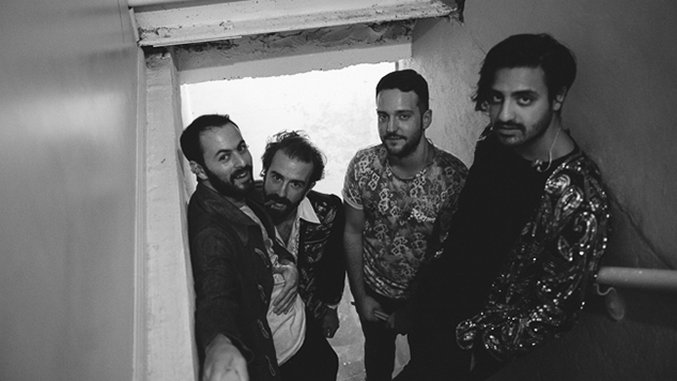 Photos: Behind the Scenes of Young the Giant