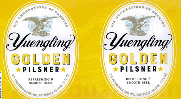 Yuengling's New Pilsner Is Their First New Core Beer in 17 Years