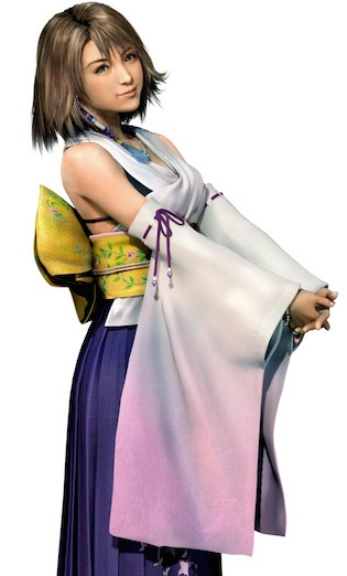 Wardrobe Theory: Yuna From Final Fantasy X :: Games :: Final Fantasy
