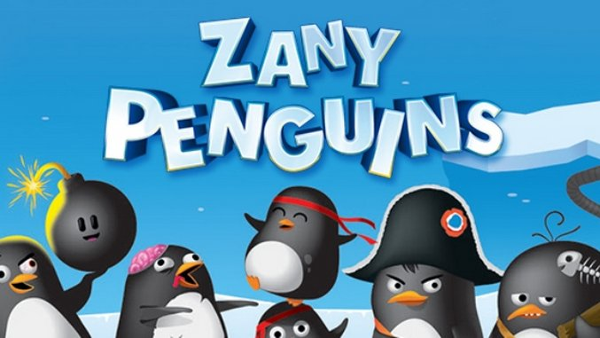 Climate-Conscious Card Game <i>Zany Penguins</i> is Lightweight Family Fun