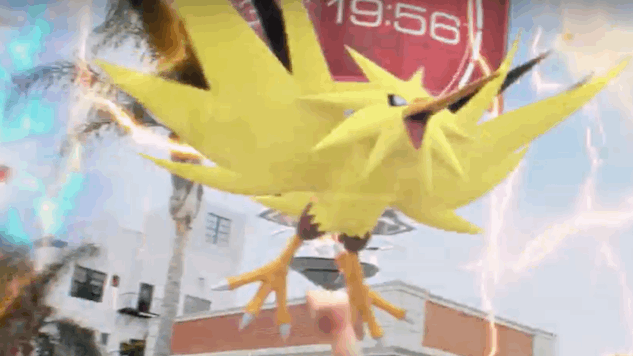 <i>Pokémon GO</i> is Finally Getting Legendary Pokémon