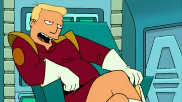 <i>Futurama</i>'s Billy West Joins in on #MakeAmericaBrannigan, Reads Trump Quotes as Zapp Brannigan