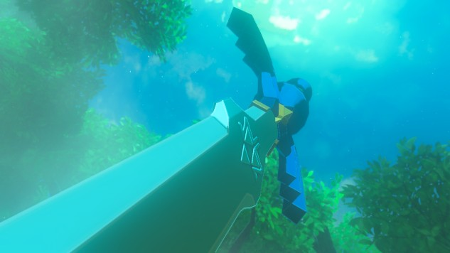 How to Find the Master Sword in <i>Breath of the Wild</i>