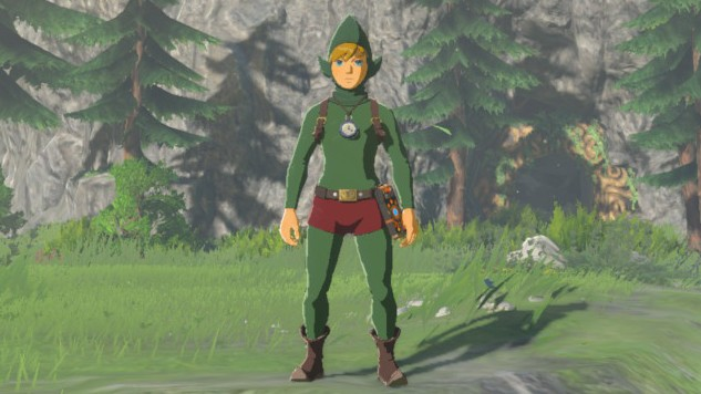 <i>Zelda: Breath of the Wild</i> Guide: How to Find Tingle's Outfit