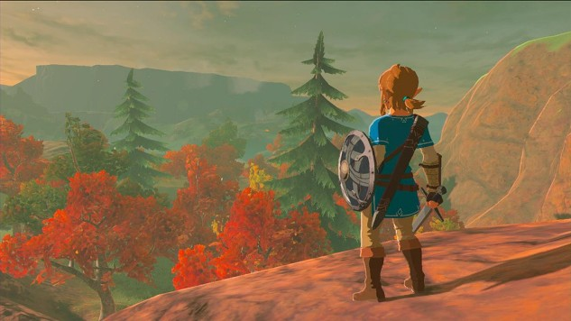 <i>The Legend of Zelda: Breath of the Wild</i> Teems with Life and Mystery