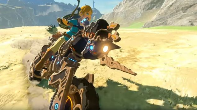 The Latest <i>Legend of Zelda: Breath of the Wild</i> DLC Is Out Now