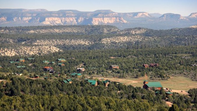 Hotel Intel: Zion Ponderosa Ranch Resort, Utah