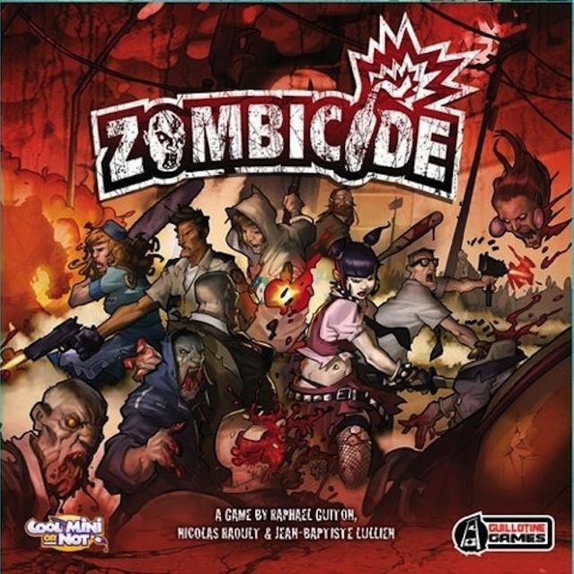 <em>Zombicide</em> and <em>All Things Zombie</em> Reviews (Board Games)