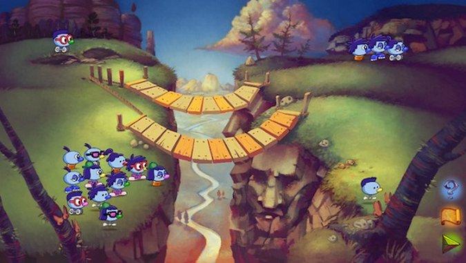 <i>Zoombinis</i> Mobile Game Review: Nostalgia Blues