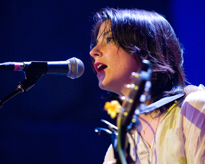 Sharon Van Etten Photos - Seattle, Wash.
