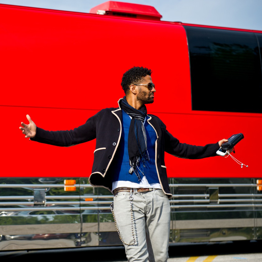 A Day In The Life Of Eric Benet