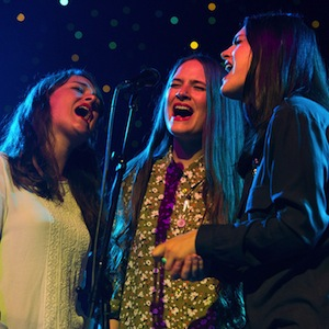 Photos: The Staves - Seattle, Wash.