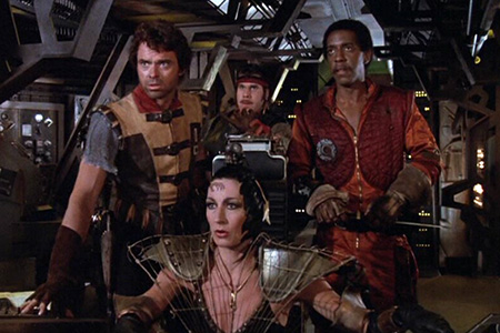 80s space pirate movie