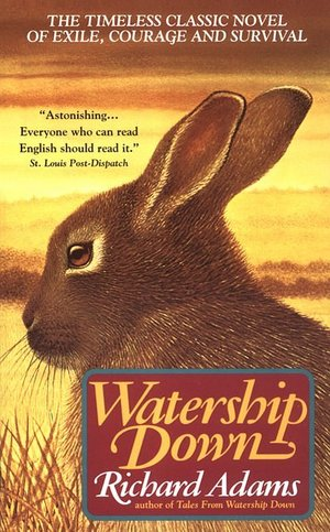 an analysis of the themes in the novel watership down by richard adams  and report on ads, to provide social media features and to analyse our traffic   rip richard adams, author of watership down, and a bit of a bigwig  critics  have seized on the narrative, interpreting the book as an allegory  to revisit  many of the themes of watership down, most obviously that of flight.