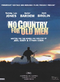 the inexplicability of morals in no country for old men by cormac mccarthy No country for old men is a 2005 novel by american author cormac mccarthy, who had originally written the story as a screenplay the story occurs in the vicinity of the united states–mexico border in 1980 and concerns an illegal drug deal gone awry in the texas desert back country owing to the novel's origins as a.