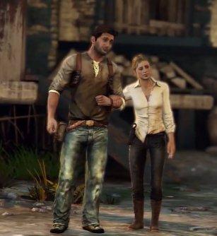 Parecido increíble a personaje Nathan Drake (Saga Uncharted) Drake%20and%20Elena