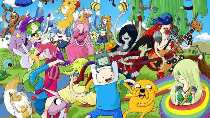 The 50 Best Cartoon Characters of All Time