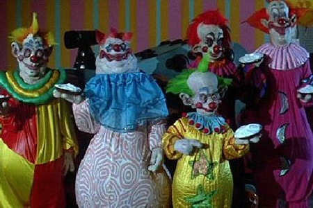 The 100 best b movies of all time movies lists for Return of the killer klowns from outer space
