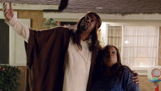 The 5 Most Hilariously Blasphemous Moments from <i>Black Jesus</i>, &#8220;I Gave at the Playground&#8221;