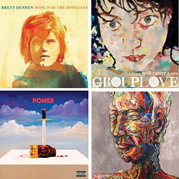 Five Album Art Cliches Paste