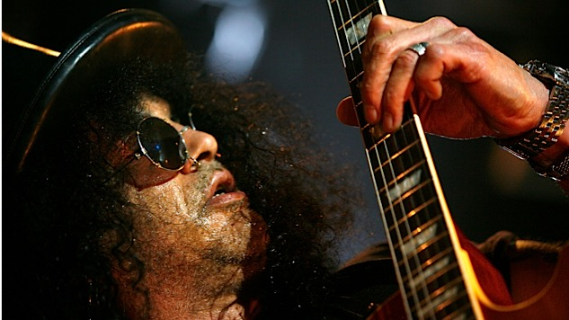 Slash's 10 Favorite Guitar Riffs of All Time